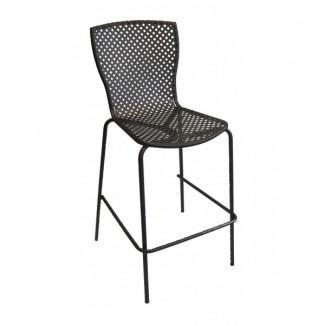 Outdoor | Bar Stools Sonia Outdoor Stacking Bar Stool