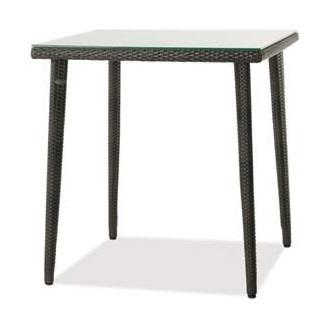Outdoor | Bar Tables Palm Harbor Counter Height Table w/Glass