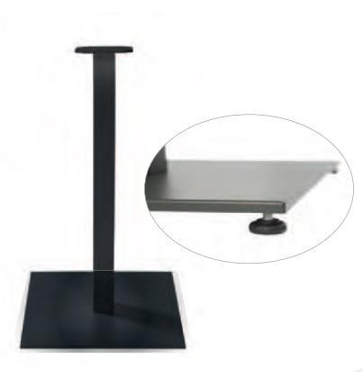 Outdoor | Table Bases Gin XL 103 Outdoor Table Base (Bar Height)
