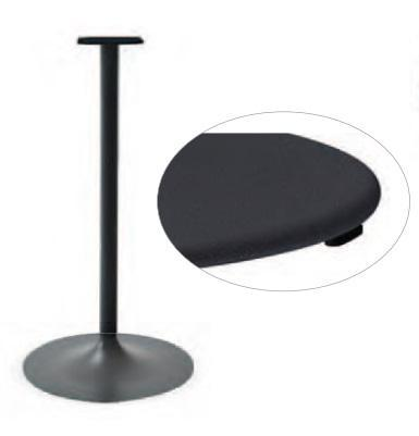 Outdoor | Table Bases Sax 103 Outdoor Table Base (Bar Height)