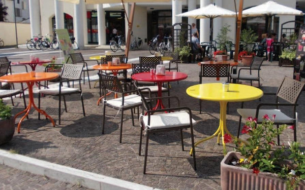 "Outdoor | Table Tops Bistrot 80H (Bar Height - 32"" Round)"