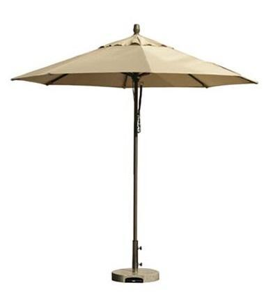 Outdoor | Umbrella Breeze Outdoor Telescopic Umbrella (9''x 9')