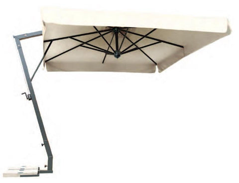 Outdoor | Umbrella Napoli Outdoor Cantilever Umbrella (10'x10')