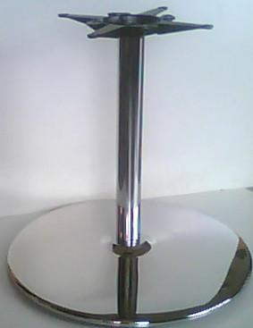 Table Bases | Standard Chrome Round Base, Large