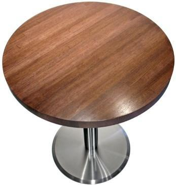 "Table Tops | Wood 28"" Round Solid Wood Table Top"