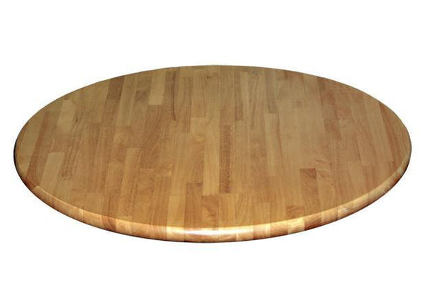 "Table Tops | Wood 32"" Round Solid Wood Table Top"
