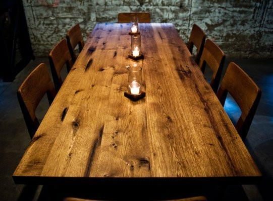 "Table Tops | Wood 32"" x 60"" Solid Wood Table Top"