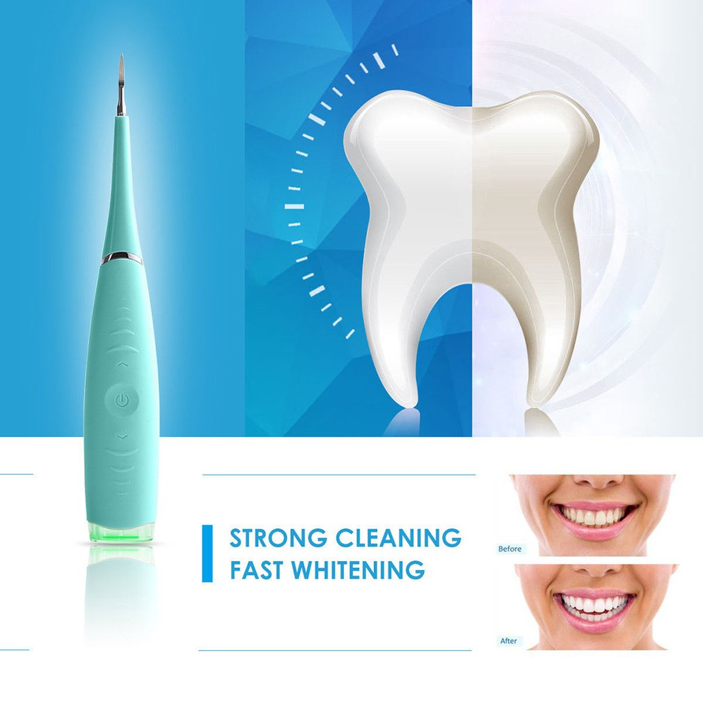 Portable Electric Sonic Dental Scaler Tooth Calculus Remover Tooth Sta Titan Gadgets Ltd