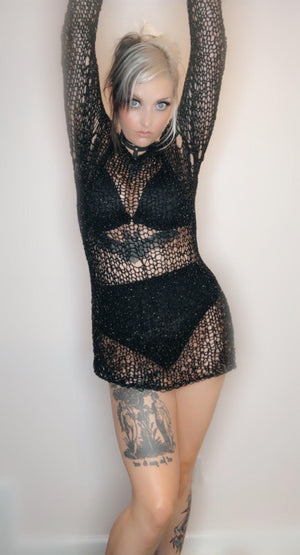 ABYSS MINI DRESS