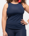 Go Deep Sun & Swim Tank with Built-in Bra