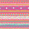 "12"" ROLL -SISER EASYPATTERNS HTV - IRON ON HEAT TRANSFER VINYL (Bohemian Stripes)"