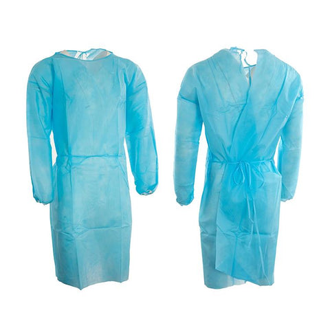 Isolation Gowns AAMI LEVEL 1 (PP+PE)  (MOQ: 1 case/200) $1.98/EA - NorthStar PPE Solutions
