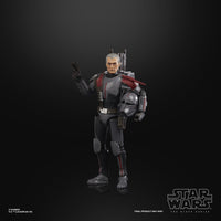 Star Wars The Black Series Bad Batch Clone Crosshair 6-Inch Action Figure