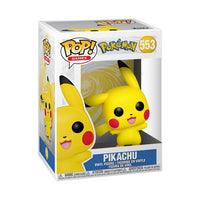 Pokemon Pikcahu Pop! Vinyl Figure