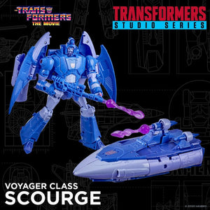 Transformers Studio Series 86-05 Voyager Scourge