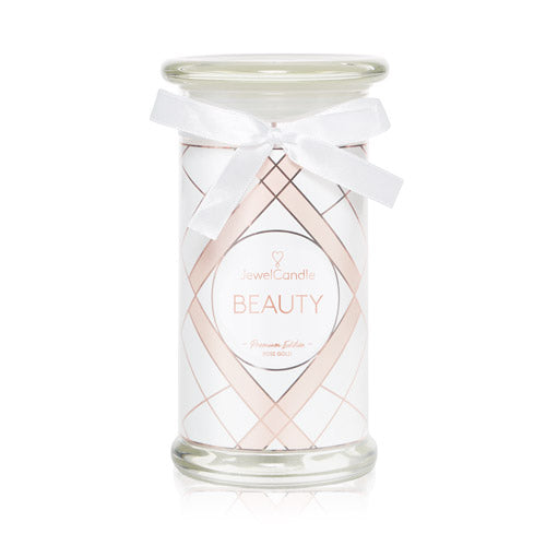 Beauty scented candle with jewel jewelcandle product picture CUT