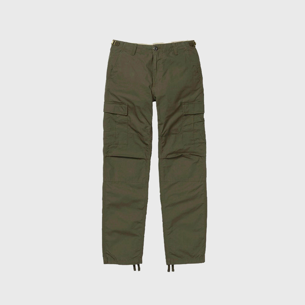Carhartt Aviation Pant - Cypress Front View