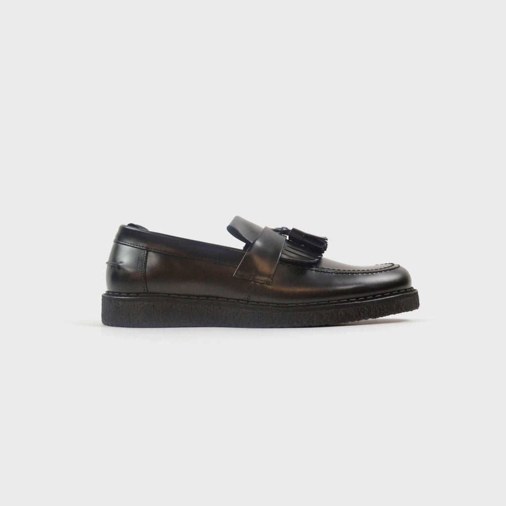 Fred Perry Tassle Loafer Side View