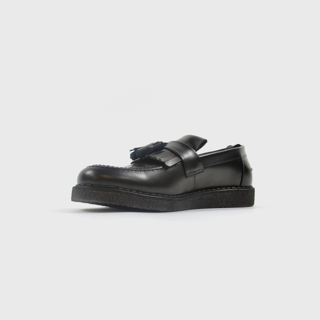 Fred Perry Tassle Loafer Inner Outside View