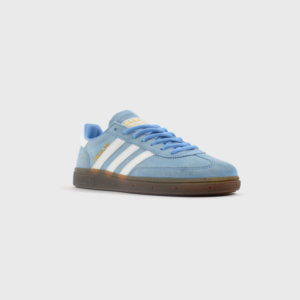 Adidas Spezial Light Blue Side/Front View