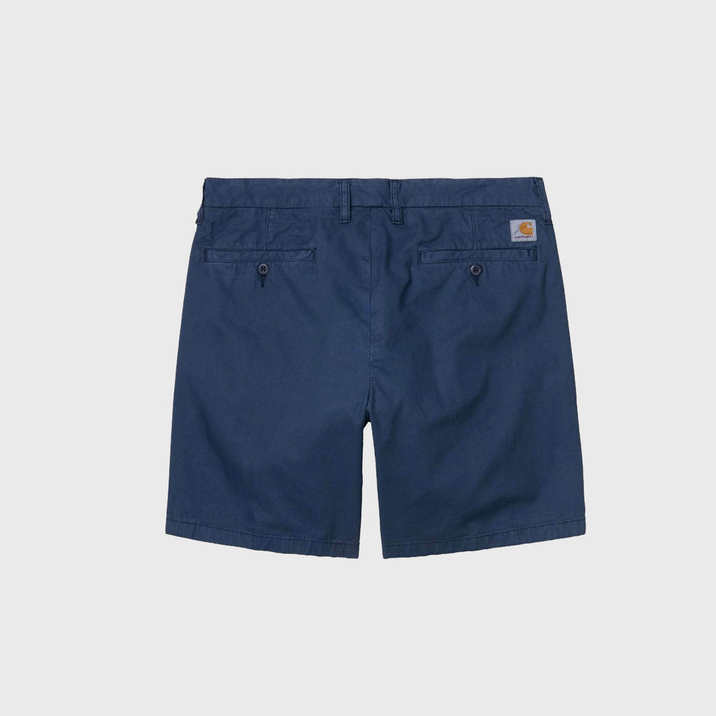 Carhartt John Short - Blue Back View