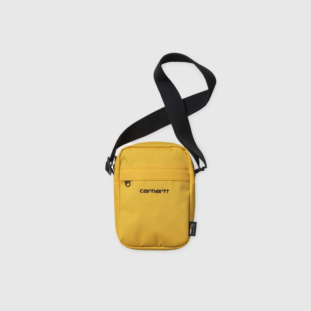 Carhartt Payton Shoulder Pouch - Sunflower Front View