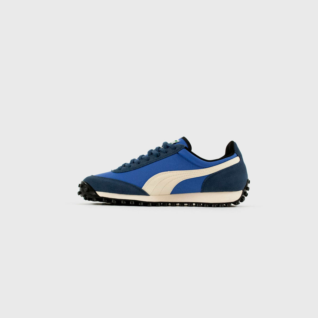 Puma Fast Rider Source - Palace Blue/Dark Denim Outside View