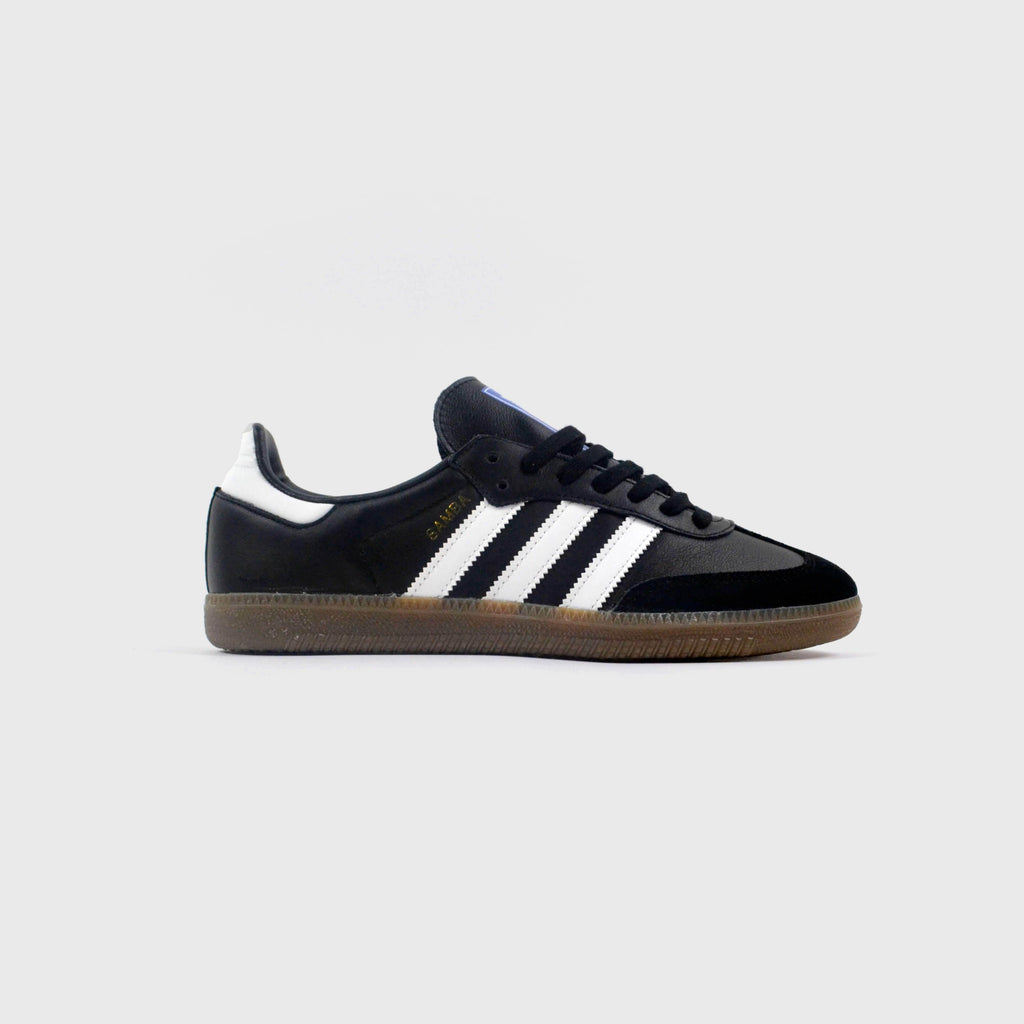 Adidas Samba OG - Core Black/Cloud White Side View