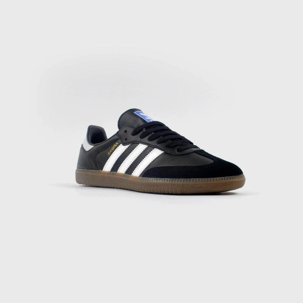 Adidas Samba OG - Core Black/Cloud White Front View