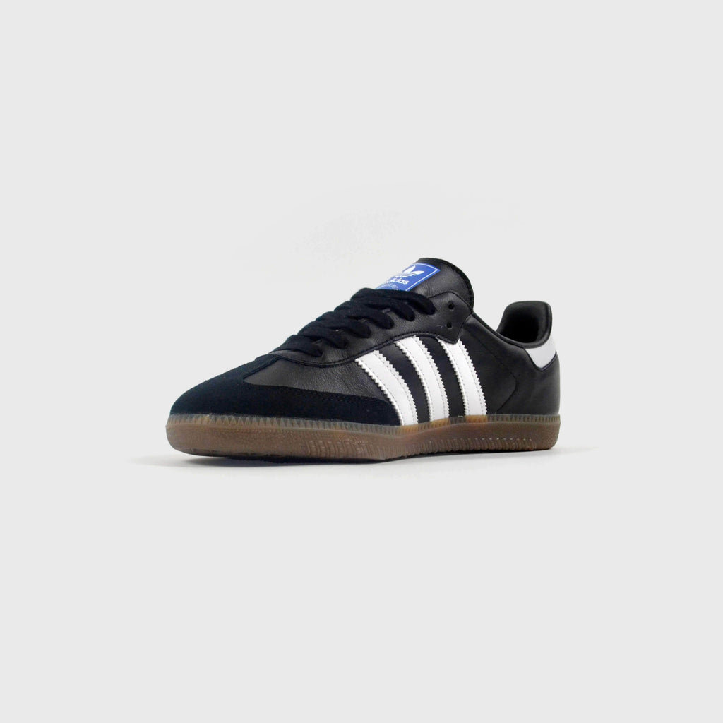 Adidas Samba OG - Core Black/Cloud White Inner Outside View