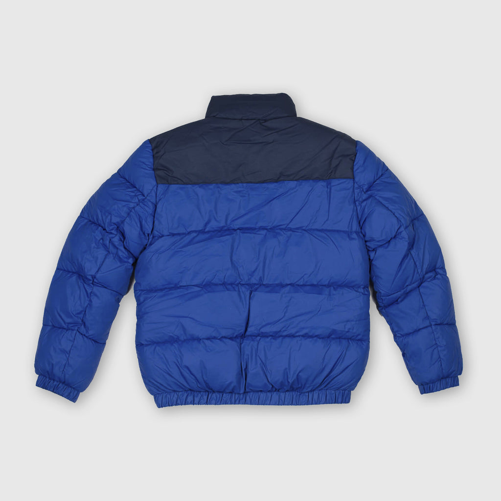 BackTommy Jeans Cop Puffa Jacket - Providence Blue / Multi
