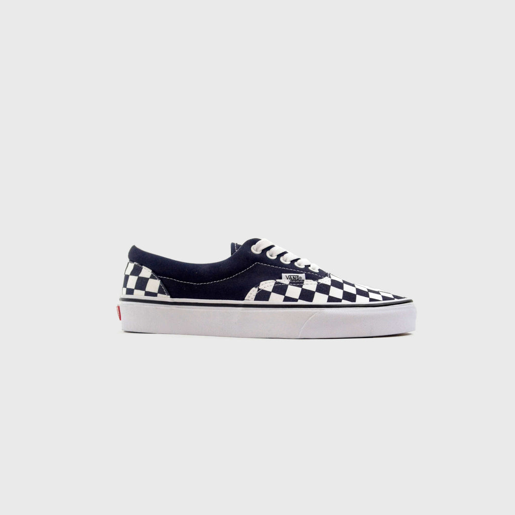 Vans Era - Night Sky / True White Checkerboard Side View