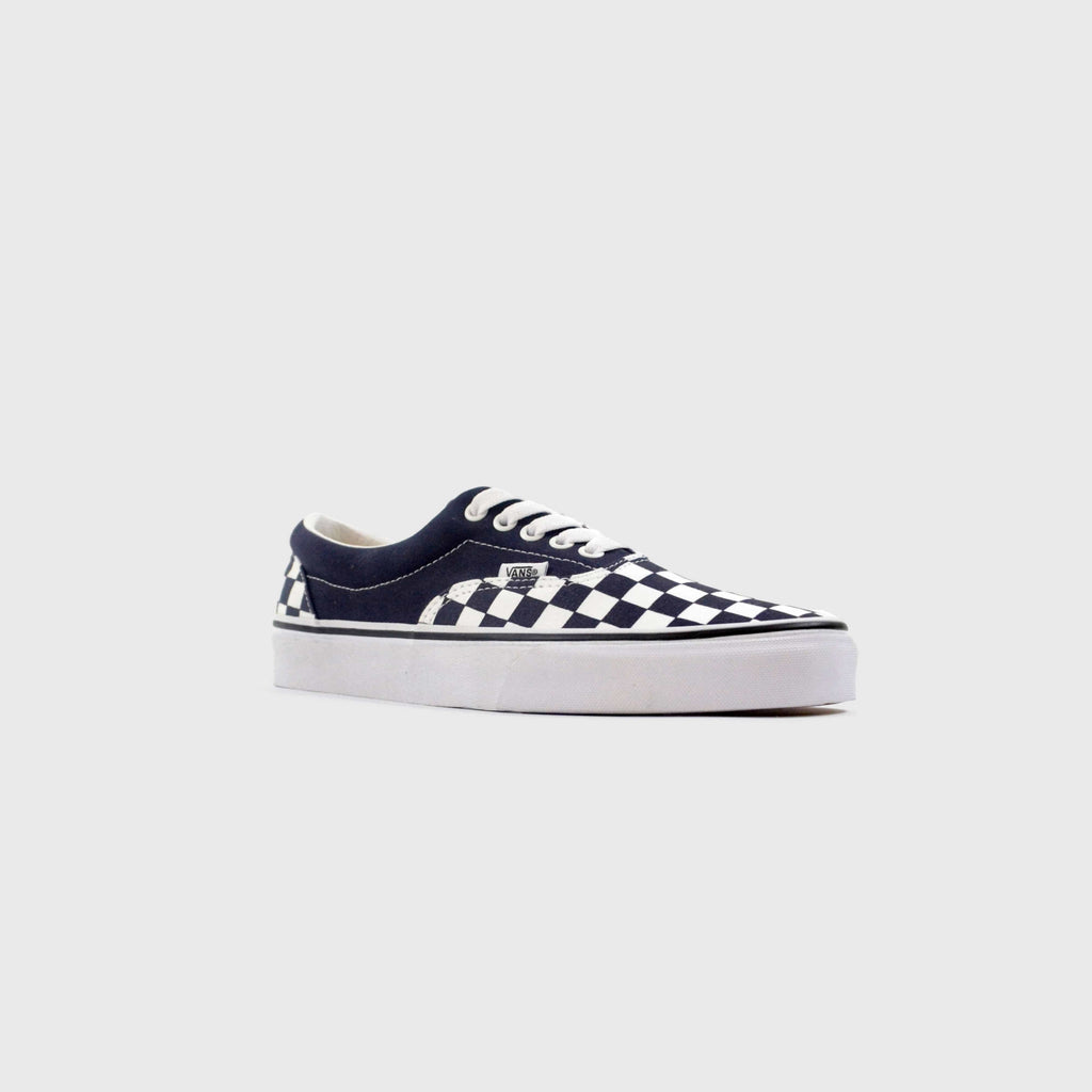 Vans Era - Night Sky / True White Checkerboard Front View