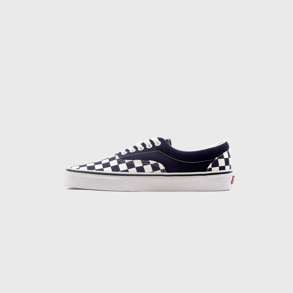 Vans Era - Night Sky / True White Checkerboard Inner Outside View