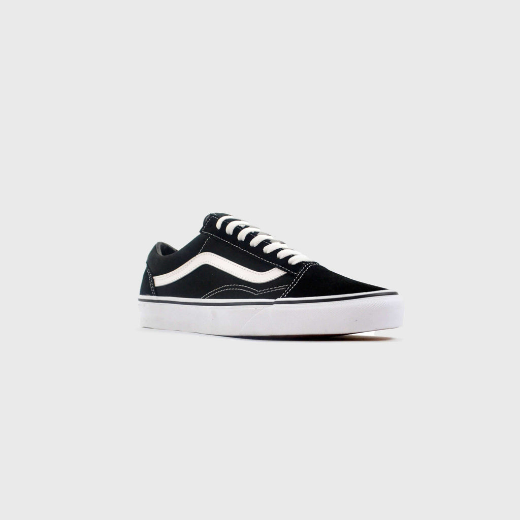 Vans Old Skool - Black / White Front View