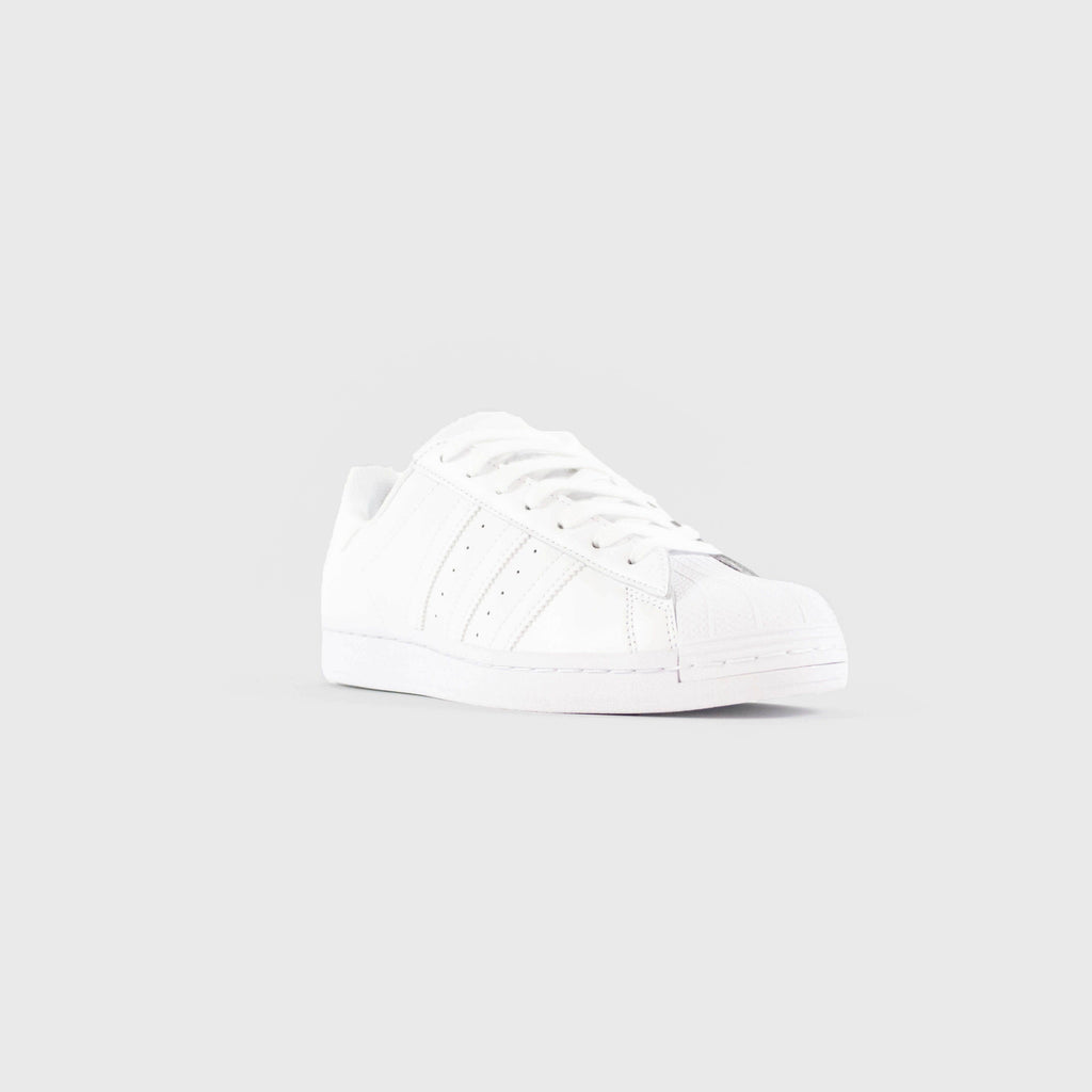 Adidas Superstar - Cloud White Front View