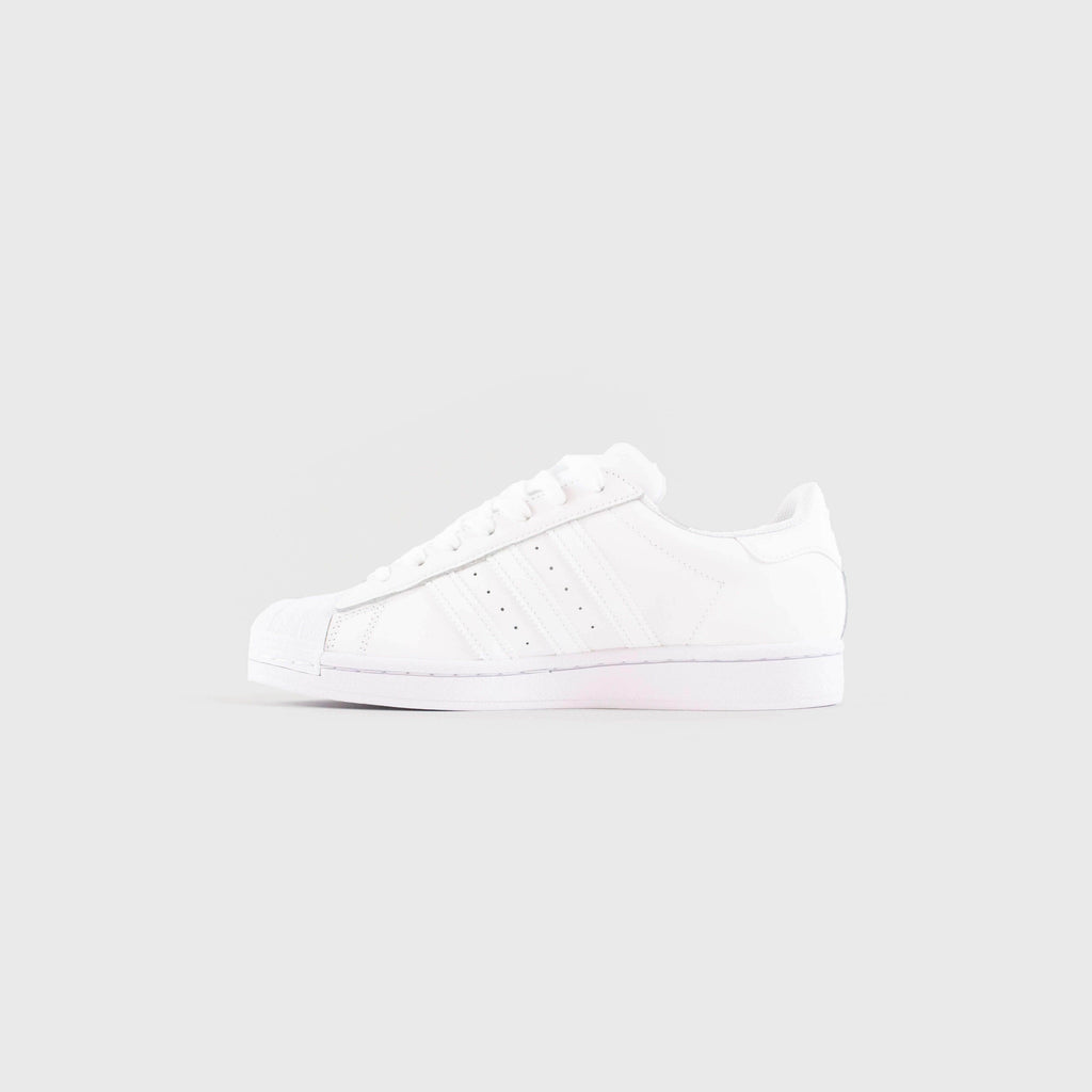 Adidas Superstar - Cloud White Outside View
