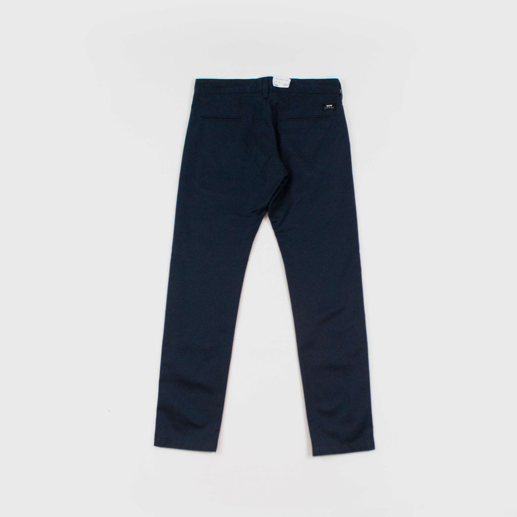 Edwin 55 Chino Compact Twill 9oz - Navy Back View
