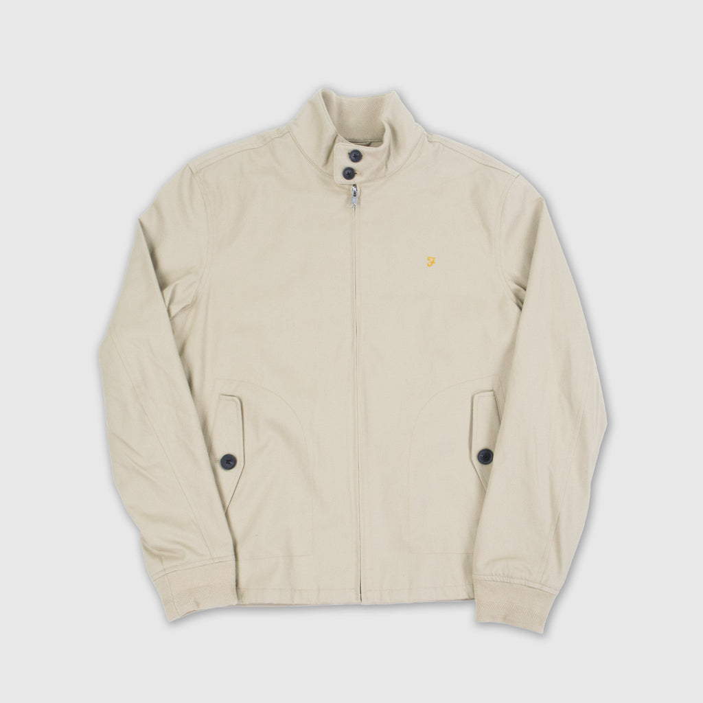 Farah Hardy Harrington - Light Sand Front