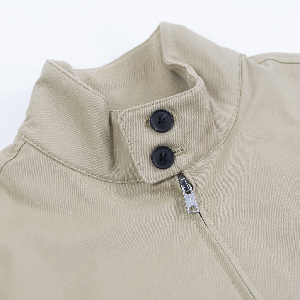 Farah Hardy Harrington - Light Sand Collar