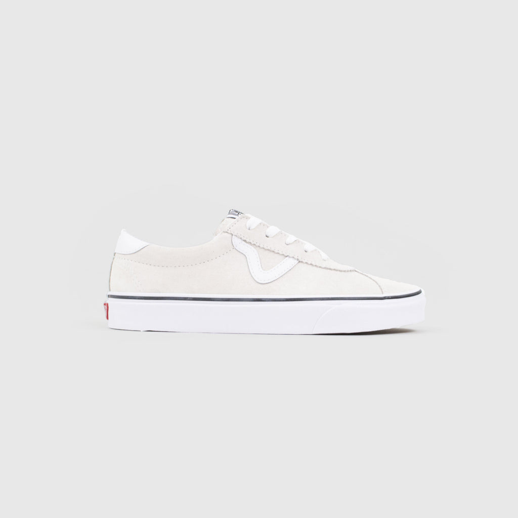 Vans Sport Suede - White Side