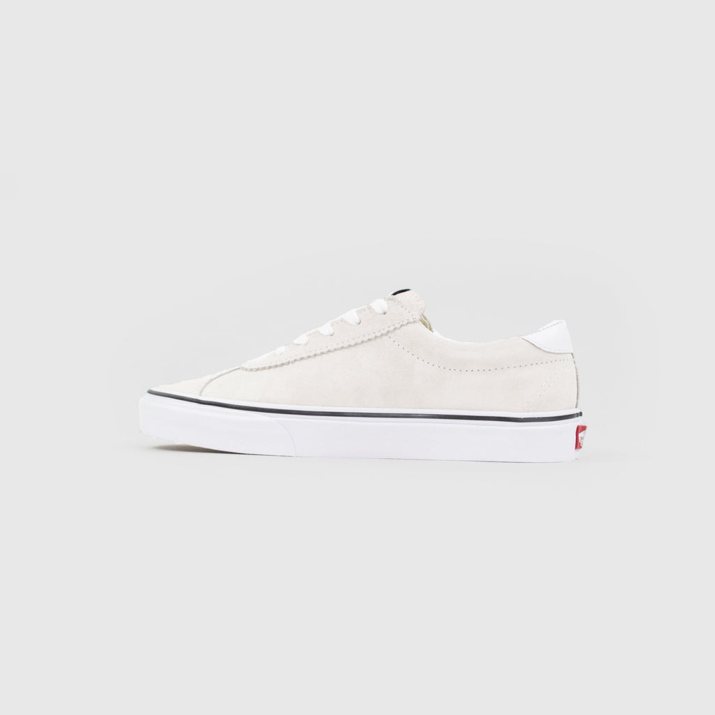 Vans Sport Suede - White Inner Outside