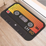 Load image into Gallery viewer, Music tape Anti-slip doormat Vacuuming kitchen bedroon bath Floor mats Home Entrance Rugs kids prayer mat 40*60cm DD0023