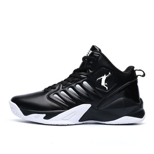 Men's Basketball Shoes Breathable Cushioning Non-Slip Wearable Sports Shoes Gym Training Athletic Basketball Sneakers for Women