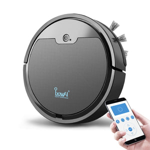 2020 Upgrade Smart Robot Vacuum Cleaner 2000Pa App Remote Control Vacuum Cleaner Home Multifunctional Wireless Sweeping Robot