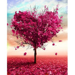 Загрузить изображение в средство просмотра галереи, DIY Oil Painting Flamingo Picture Handpainted Christmas Crafts for Adults Paints By Number Kits On Canvas Picture Home Decor
