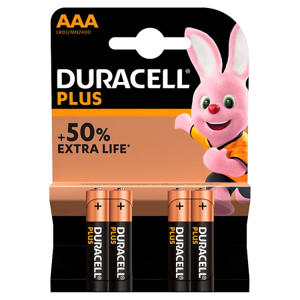 AAA 4 PACK battery
