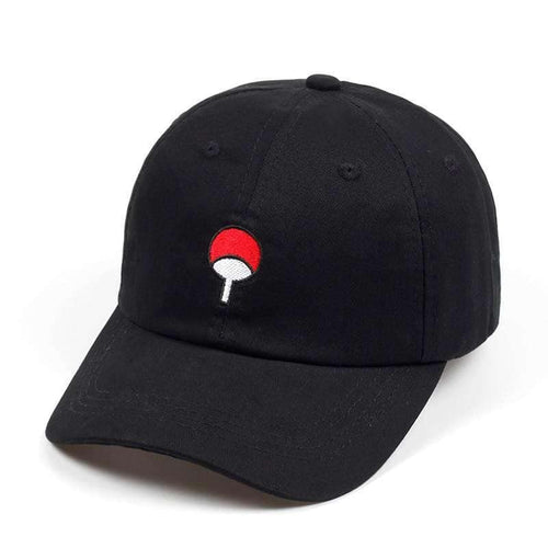 100% Cotton Japanese Akatsuki Logo Anime Naruto Dad Hat