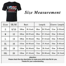 O-Neck Short-Sleeve Shirts = Trump 2020 - Keys 4 Tees