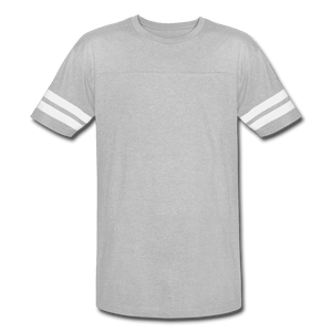 Vintage Sport T-Shirt - heather gray/white